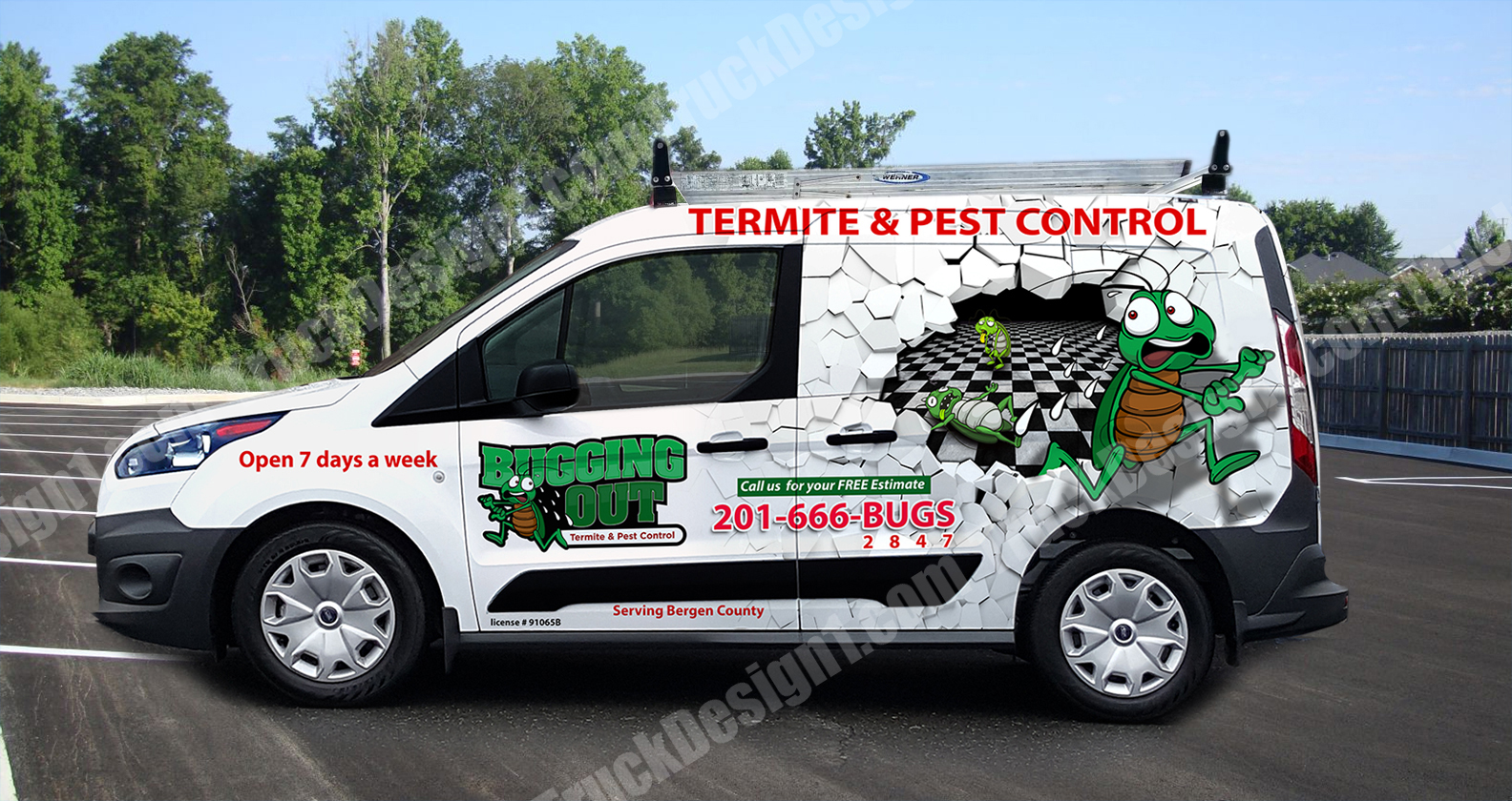 024ca1cda5 Customer  Bugging Out Termite and Pest Control