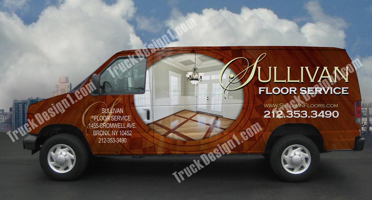 Truck Design Truck Van Car Wraps Graphic Design 3d